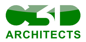 C3D Architects Logo